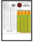 75 All Tips (Sure Tips) pkg of 12