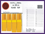 30 All Tips (Sure Tips) pkg of 12